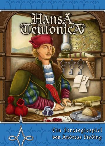 Hansa Teutonica - Ein Strategiespiel von Andreas Steding