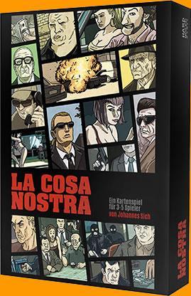 La Cosa Nostra - Das Mafia-Spiel um Macht und Geld
