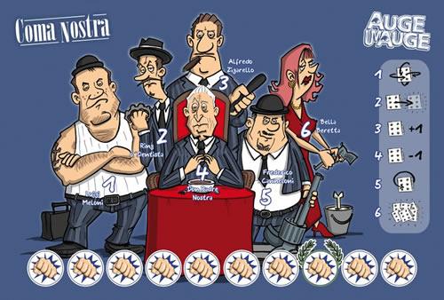 Auge um Auge - Die Mafiabande