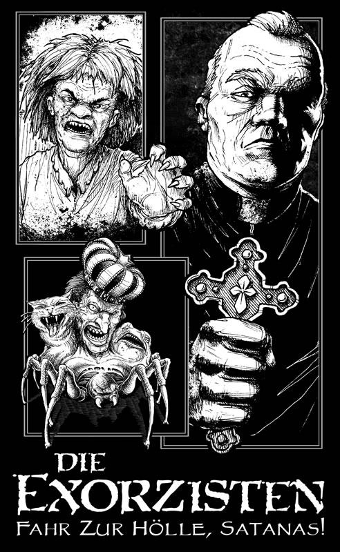 Die Exorzisten - Fahr zur Hölle Satanas!