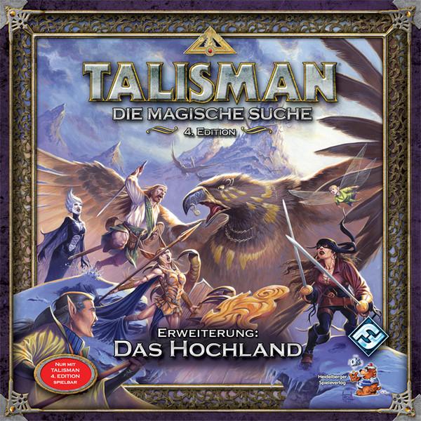 Talisman Erweiterung: Hochland (deutsch)
