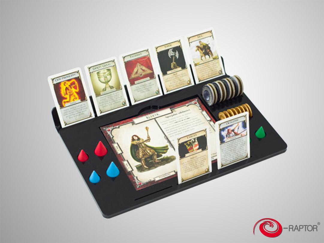Talisman - Spieler Tableau  (deutsch) - 1 Stück