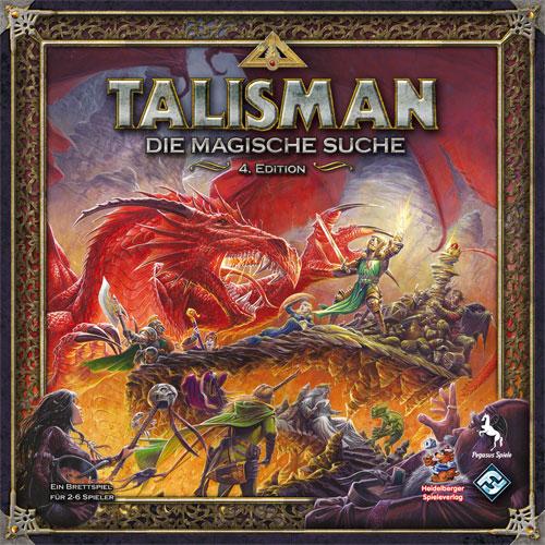 Talisman (Deutsch) - Auf der Suche nach der Krone der Herrschaft.