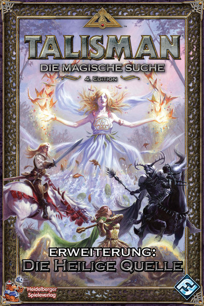 Talisman Erweiterung: Die heilige Quelle (deutsch)