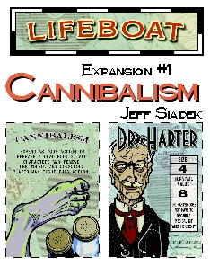 Cannibalism (Lifeboat Expansion #1) - (englisch)