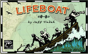 Lifeboat 3rd Edition - (englisch mit deutscher Regel)