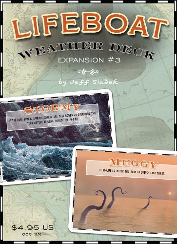 The Weather Deck (Lifeboat Expansion #3) - (englisch)
