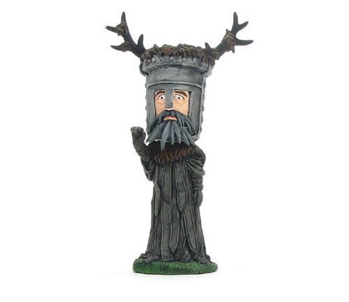 Mini Ritter von Ni Wackelfigur