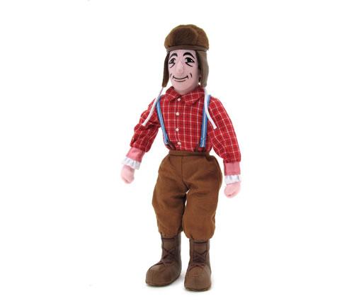 Lumberjack (Holzfäller) - Plüsch