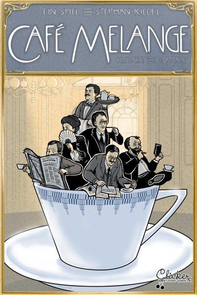 Café Melange - Ein Logik-Brettspiel