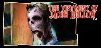 Testimoney of Jacob Hollow (englisch) - Ein Horror-Kartenspiel.