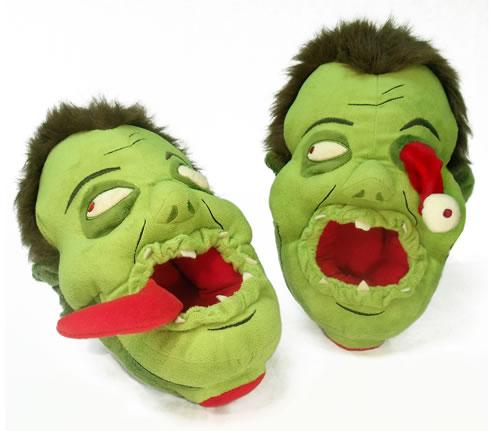 Zombie Hausschuhe