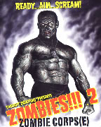 Zombies!!! 2 - Expansion (englisch) - Zombies Corps(e)