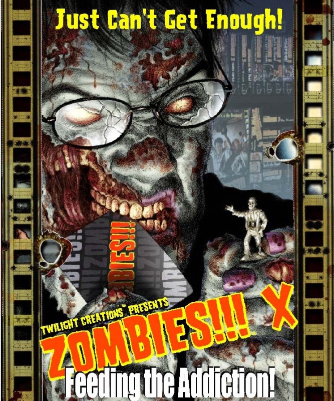 Zombies!!! 10 - Expansion (englisch): Feeding Addiction