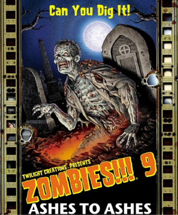 Zombies!!! 9 - Erweiterung (englisch) - Ashes to Ashes