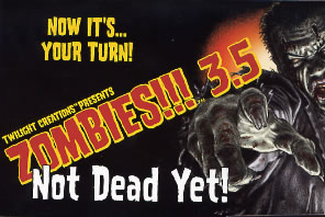 Zombies !!! 3,5 - Expansion (englisch) - Not dead yet!