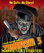 Zombies!!! 5 - Expansion (englisch) - School's out Forever