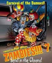 Zombies!!! 7 - Expasion (englisch) - Send Clowns in