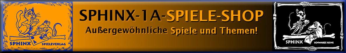 Sphinx-1A-Spiele-Shop